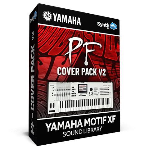 LDX122 - PF Cover Pack V2 - Yamaha Motif XS / XF