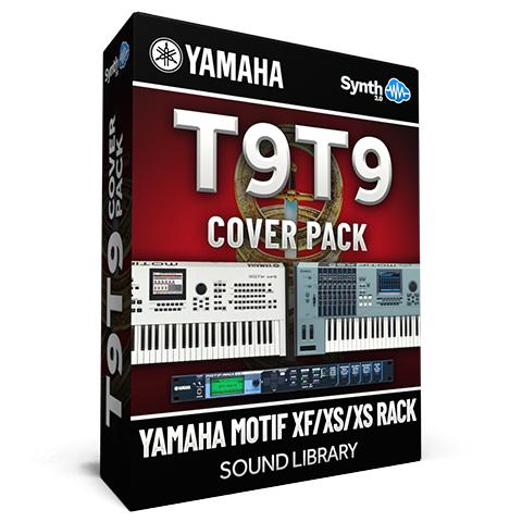 LDX121 - T9t9 Cover Pack - Yamaha Motif XS / XF / RACK