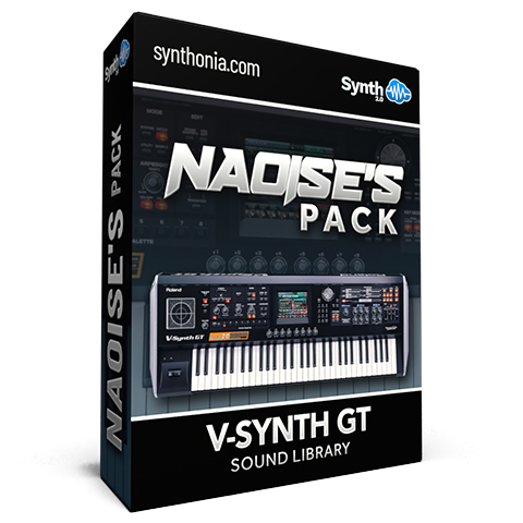 SCL96 - Naoise's Pack - V-Synth GT