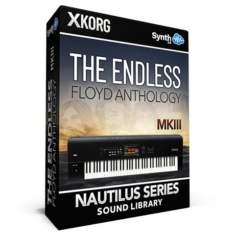 SSX08 - The Endless Floyd Anthology MKIII - Korg Nautilus + Bonus