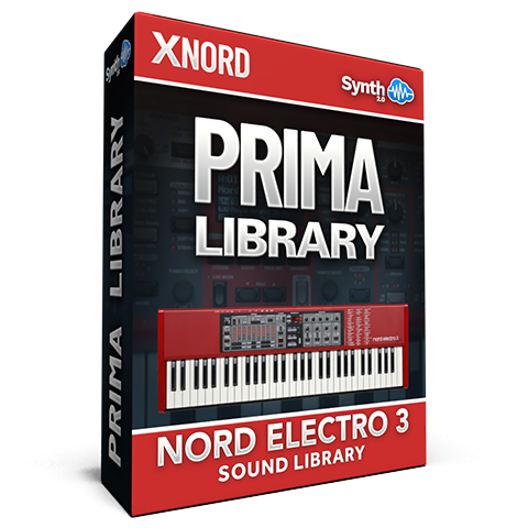 SLL19 - Prima Library - Nord Electro 3