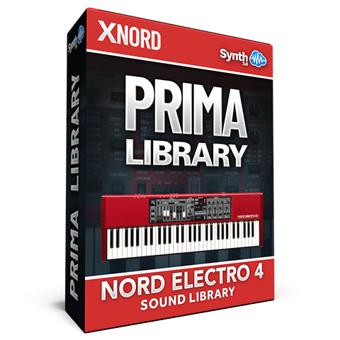 SLL19 - Prima Library - Nord Electro 4