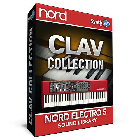 ASL009 - Clav Collection - Nord Electro 5 Series