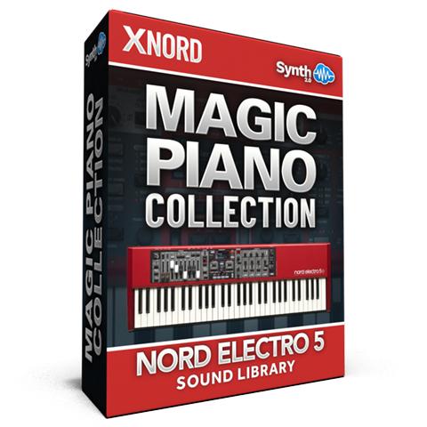 ASL011 - Magic Piano Collection - Nord Electro 5