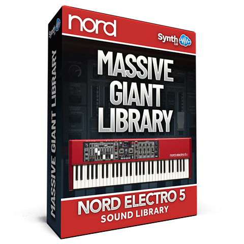 ASL004 - Massive Giant Library - Nord Electro 5