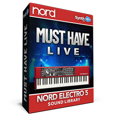 ASL016 - Must Have Live - Nord Electro 5