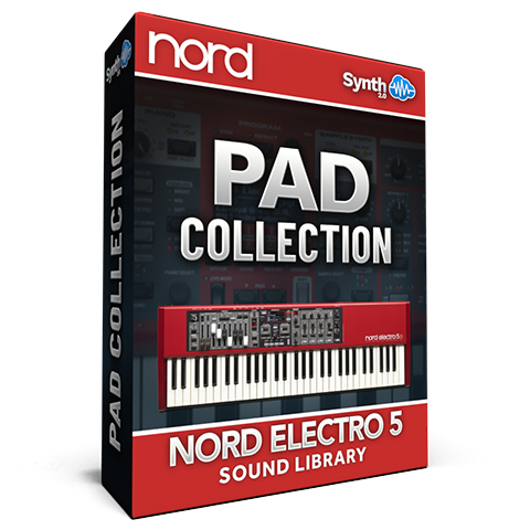 ASL010 - Pad Collection - Nord Electro 5 Series