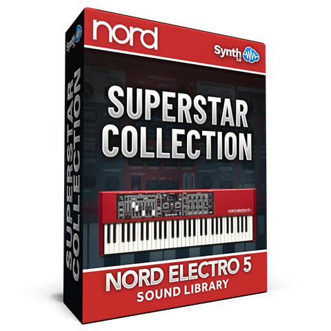 ASL012 - SuperStar Collection - Nord Electro 5