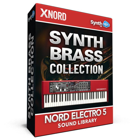 ASL008 - Synth - Brass Collection - Nord Electro 5 Series