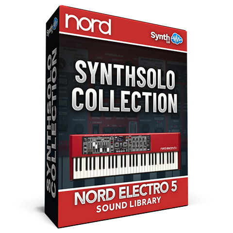 ASL013 - SynthSolo Collection - Nord Electro 5