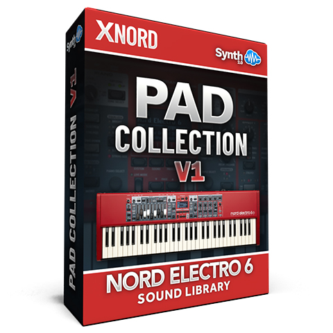 ASL010 - Pad Collection V1 - Nord Electro 6 Series