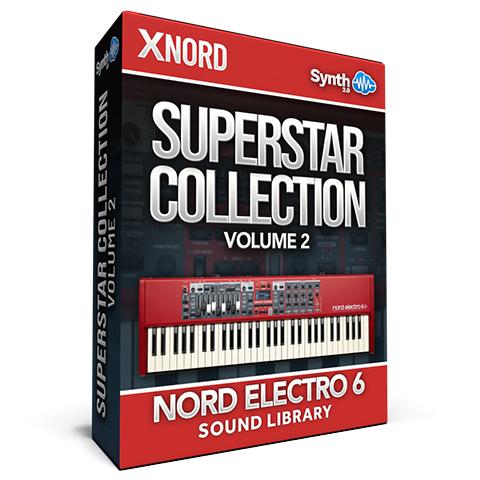 ASL012 - SuperStar Collection V2 - Nord Electro 6 Series