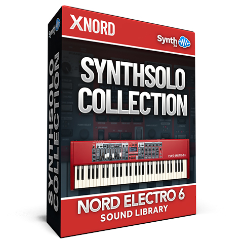 ASL013 - SynthSolo Collection - Nord Electro 6 Series