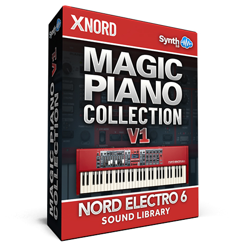 ASL011 - Magic Piano Collection V1 - Nord Electro 6 Series