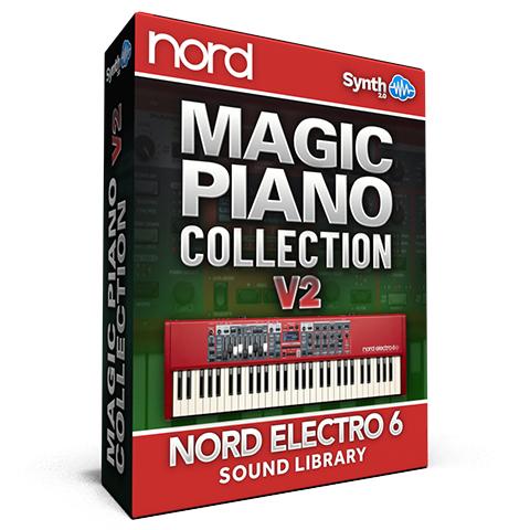 ASL030 - Magic Piano Collection V2 - Nord Electro 6 Series