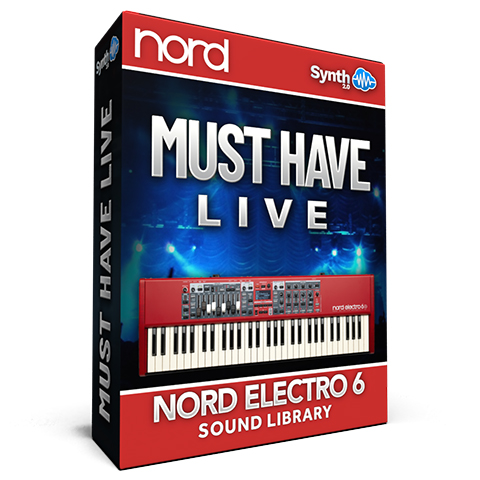 ASL016 - Must Have Live - Nord Electro 6 Series