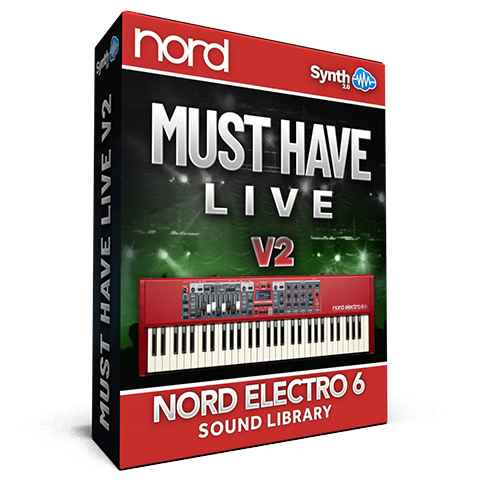 ASL035 - Must Have Live V2 - Nord Electro 6 Series