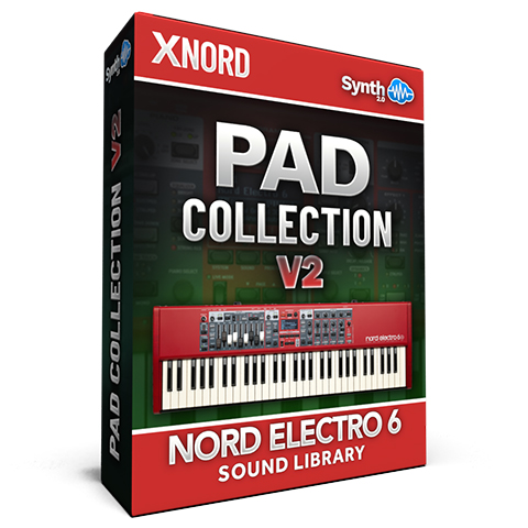 ASL028 - Pad Collection V2 - Nord Electro 6 Series