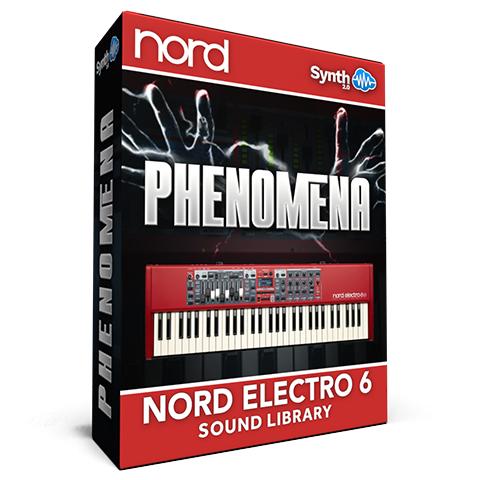 ASL025 - Phenomena - Nord Electro 6 Series