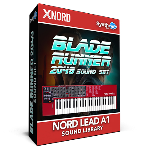 LFO004 - BladeRunner2049 - Nord Lead A1
