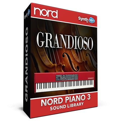 ASL027 - Grandioso Library - Nord Piano 3