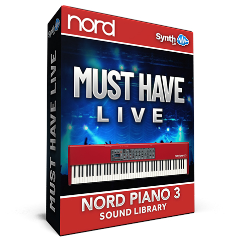 ASL016 - Must Have Live - Nord Piano 3
