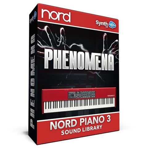ASL025 - Phenomena - Nord Piano 3