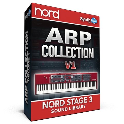 ASL007 - Arp Collection V1 - Nord Stage 3