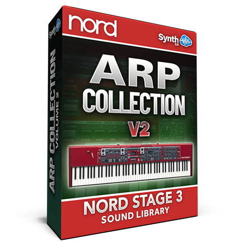 ASL029 - Arp Collection V2 - Nord Stage 3
