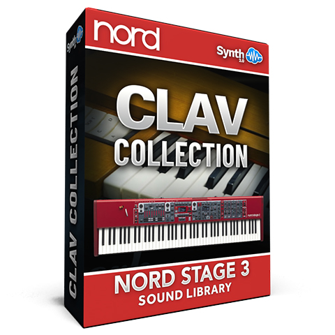 ASL009 - Clav Collection - Nord Stage 3