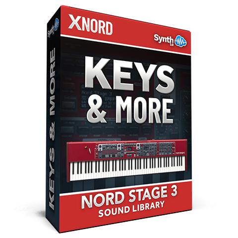 ASL031 - Keys & More - Nord Stage 3