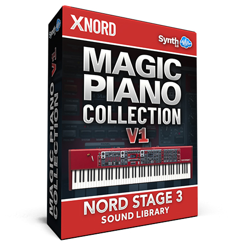 ASL011 - Magic Piano Collection V1 - Nord Stage 3