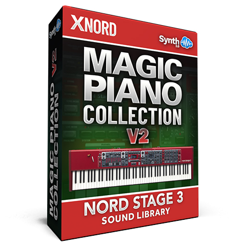 ASL030 - Magic Piano Collection V2 - Nord Stage 3