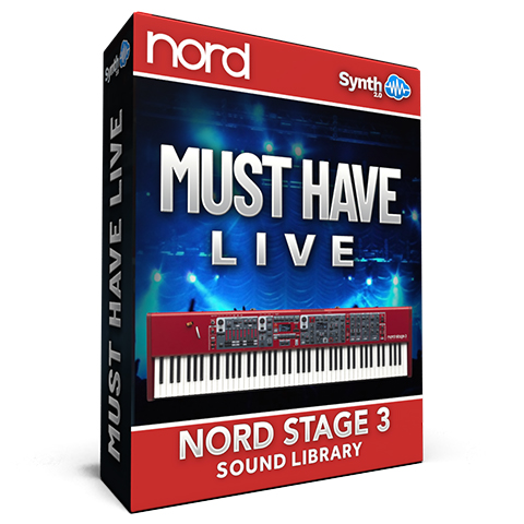 ASL016 - Must Have Live - Nord Stage 3
