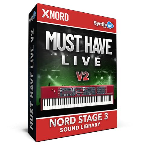 ASL035 - Must Have Live V2 - Nord Stage 3