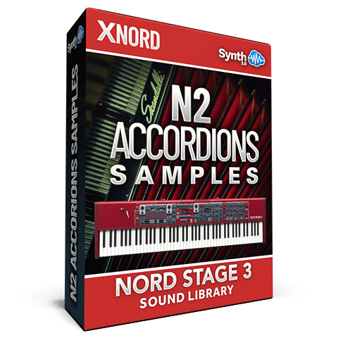 SCL123 - N2 Accordions Samples - Nord Stage 3