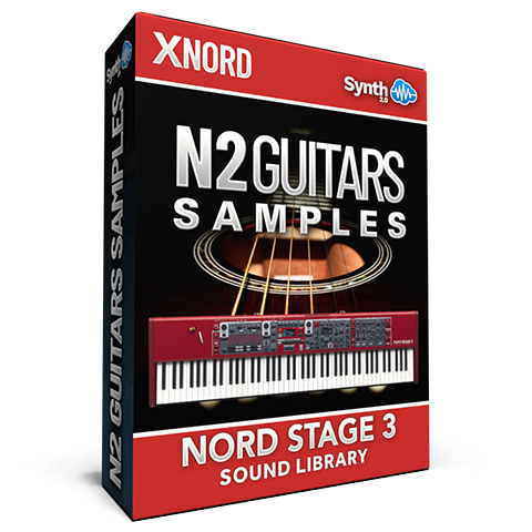 SCL122 - N2 Guitars Samples - Nord Stage 3