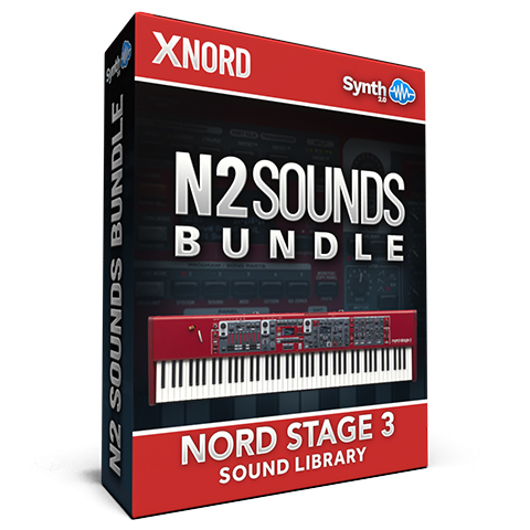 SCL125 - N2 Sounds Bundle - Nord Stage 3