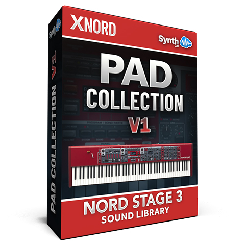 ASL010 - Pad Collection V1 - Nord Stage 3