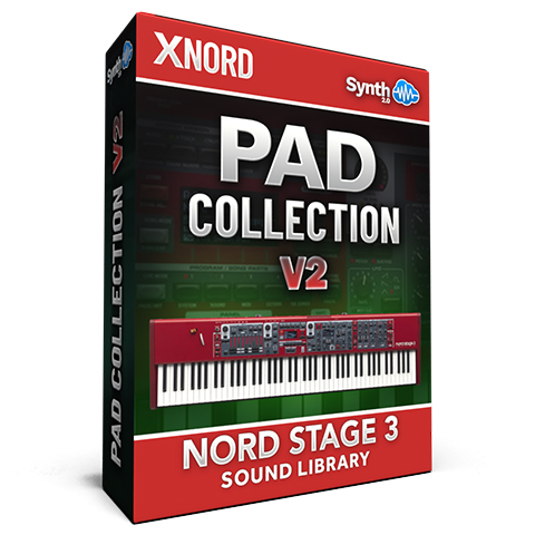 ASL028 - Pad Collection V2 - Nord Stage 3