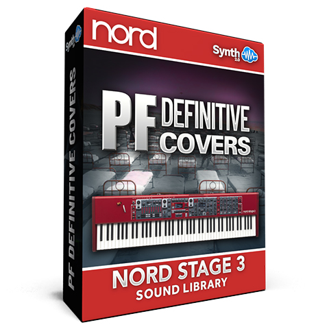 SCL66 - PF Definitive Covers - Nord Stage 3