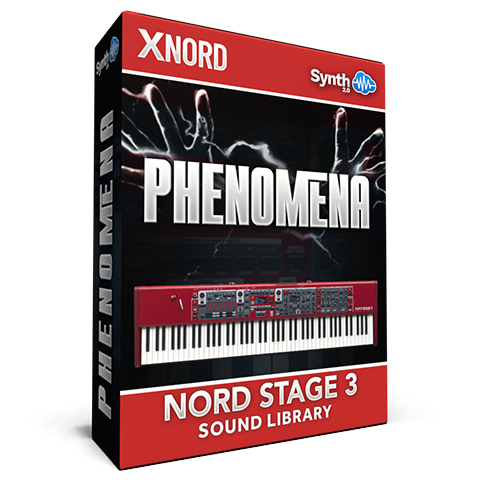 ASL025 - Phenomena - Nord Stage 3