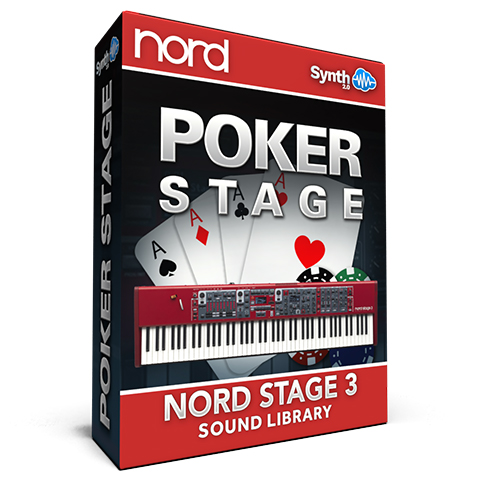 SCL65 - Poker Stage - Nord Stage 3