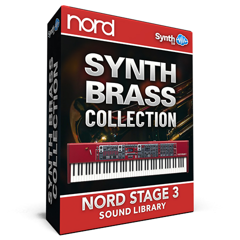ASL008 - Synth - Brass Collection - Nord Stage 3