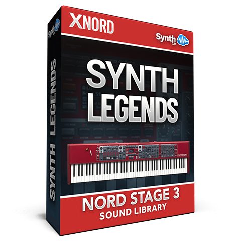 LDX190 - Synth Legends - Nord Stage 3