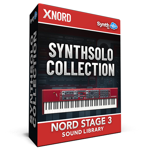 ASL013 - SynthSolo Collection - Nord Stage 3