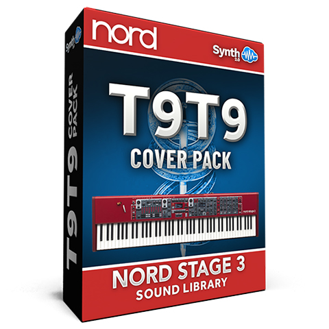 LDX146 - T9t9 Cover Pack - Nord Stage 3