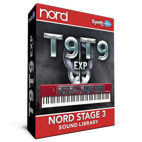 SCL329 - T9t9 EXP Cover Pack - Nord Stage 3