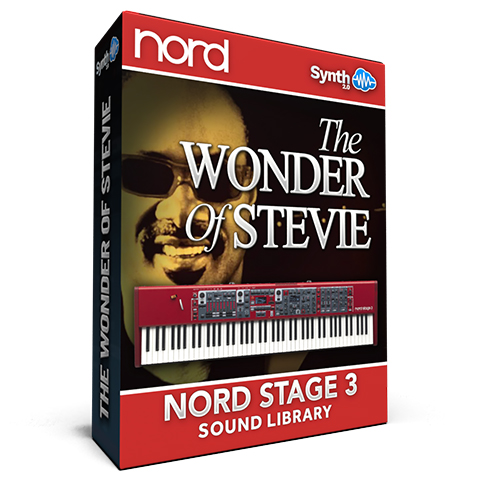 SCL251 - The Wonder of Stevie - Nord Stage 3