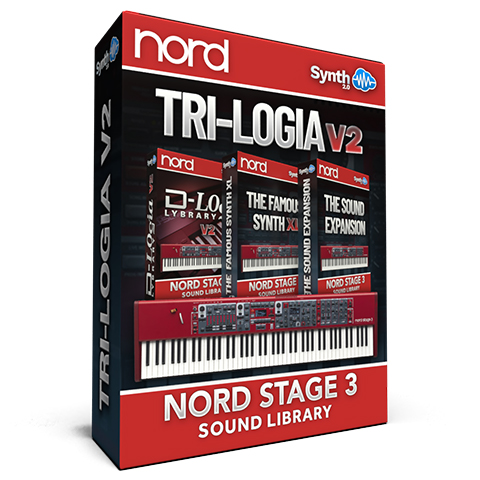 SLL021 - Tri-logia Library V2 - Nord Stage 3